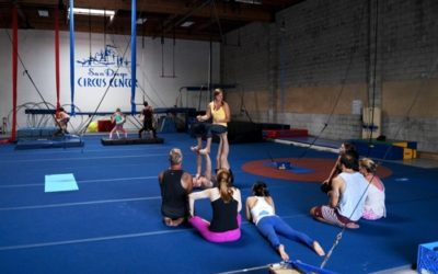ICARIAN GAMES at San Diego Circus Center